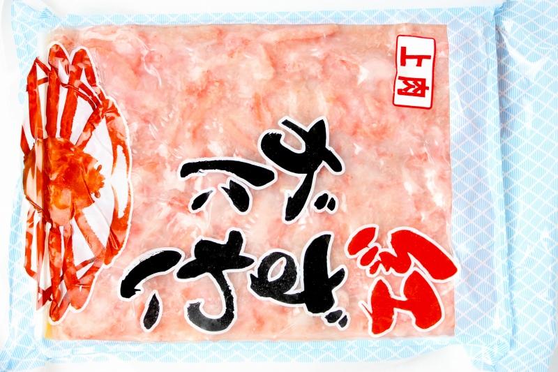 紅ズワイガニ むき身・ほぐし身 カニフレーク 1kg