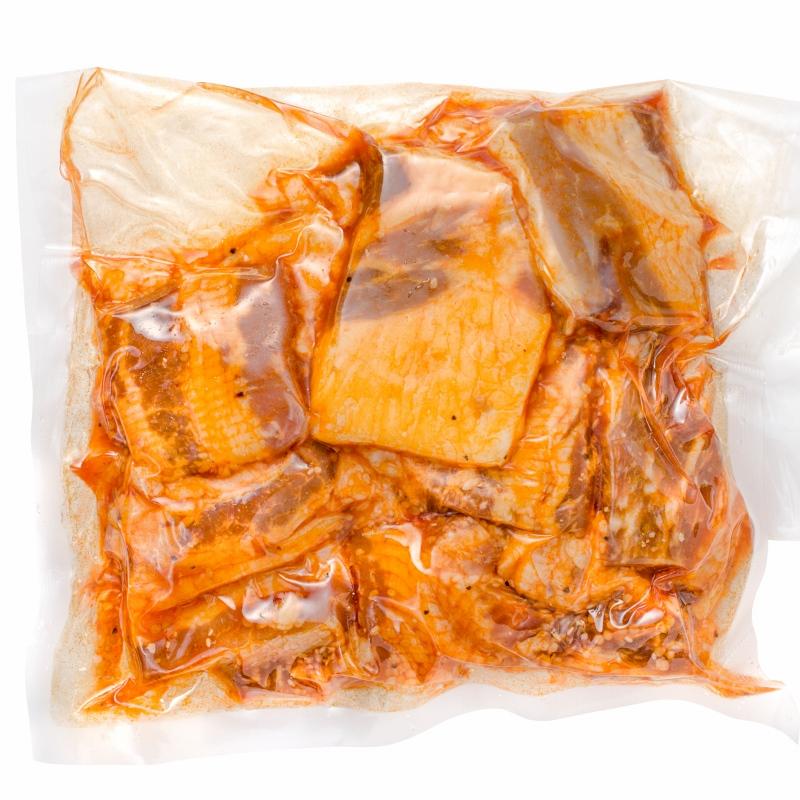【送料無料】 タレ漬け 牛カルビ 焼肉 合計 2.5kg 500g×5パック 業務用 味付け カルビ肉 カルビ 牛肉 肉 お肉 加工牛肉 鉄板焼き ステーキ BBQ ギフト