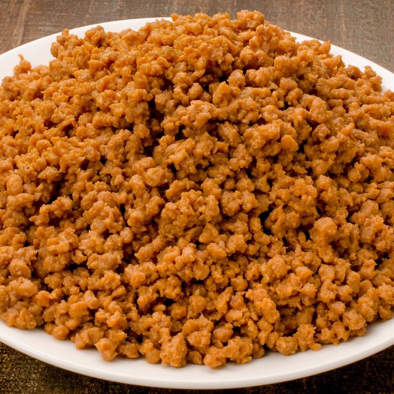 大豆ミート ソイミート 大豆 そぼろ 旨みそ味 1kg