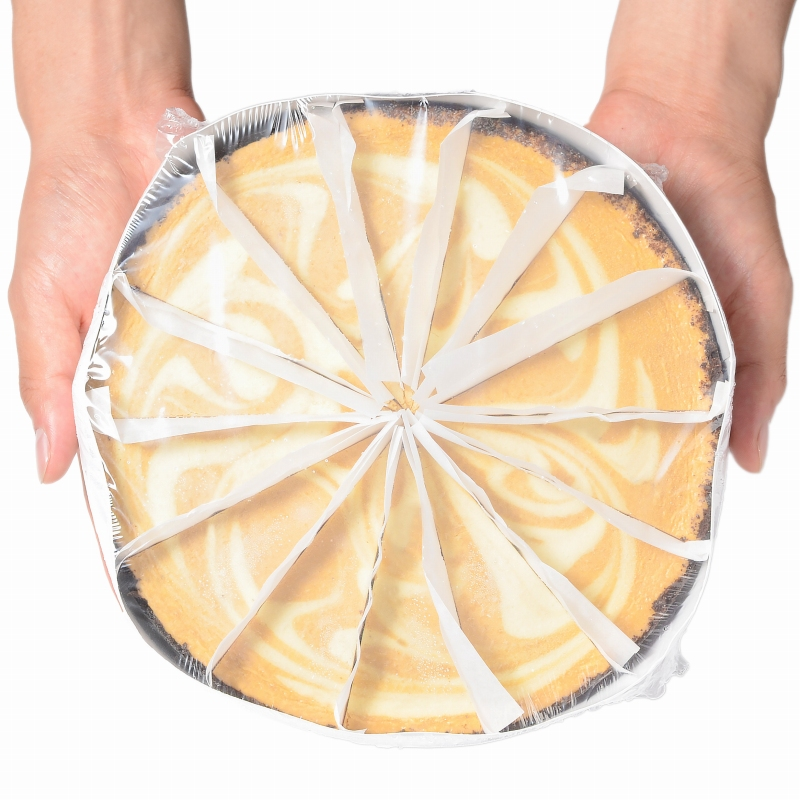 送料無料 ニューヨークチーズケーキ カプチーノ(ホール×2個・1ホール910g・14カット・直径約20cm)