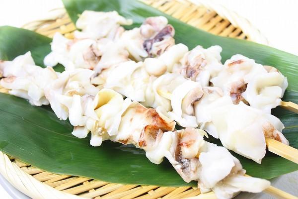 いか軟骨串 10串 海鮮串 (いか イカ 烏賊)