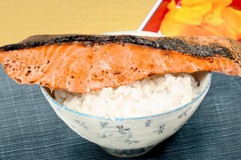 送料無料 銀鮭 鮭切り身 3切れ×10パック