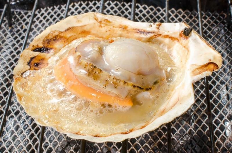 ホタテ ほたて 特大 片貝ほたて 10枚入り (殻付きほたて 帆立 貝 バター焼き 浜焼き バーベキュー BBQ 業務用 ギフト)