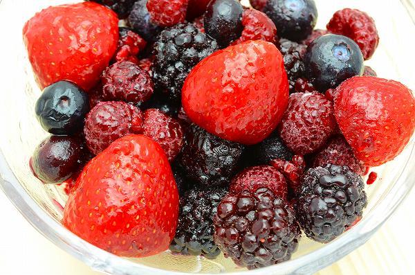 ミックスベリー 冷凍ミックスベリー 2kg・500g×4パック 冷凍フルーツ ヨナナス
