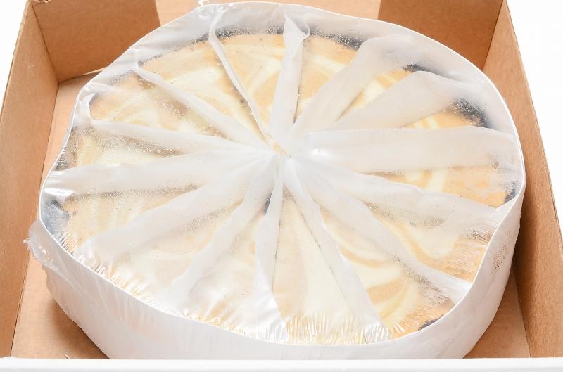 ニューヨークチーズケーキ カプチーノ(ホール910g・14カット・直径約20cm)