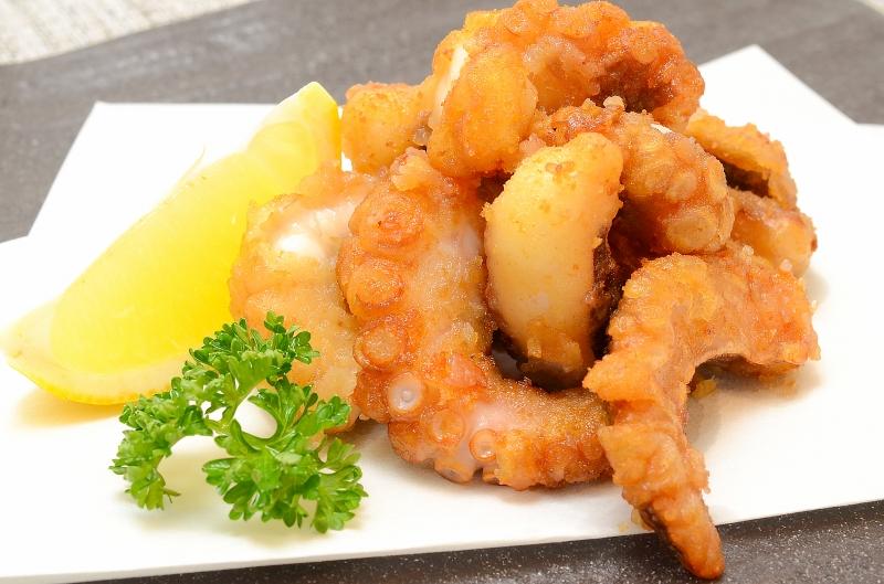 たこ唐揚げ タコから揚げ 合計10kg 1kg ×10パック(たこ タコ 蛸)(業務用冷凍食品)