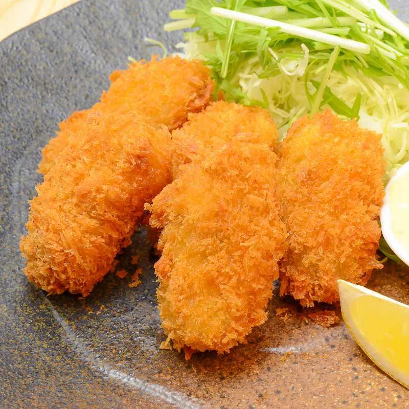 送料無料 広島産 カキ 牡蠣 2kg 1kg×2 むき身 大粒 2Lサイズ
