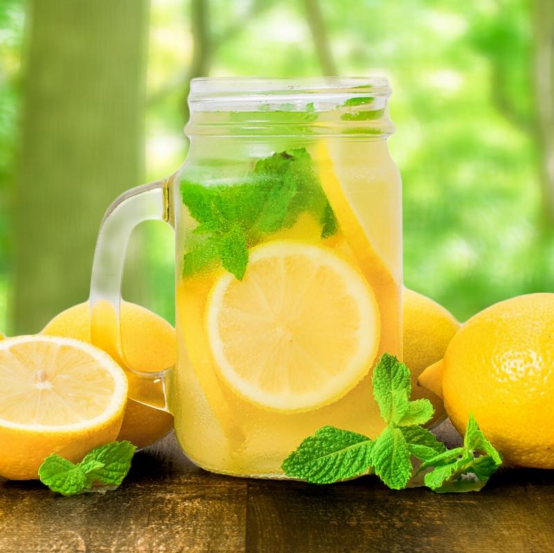 冷凍レモン スライス 500g ×1パック