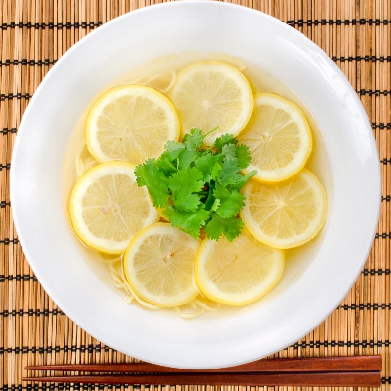 冷凍レモン スライス 500g×4パック 合計2kg