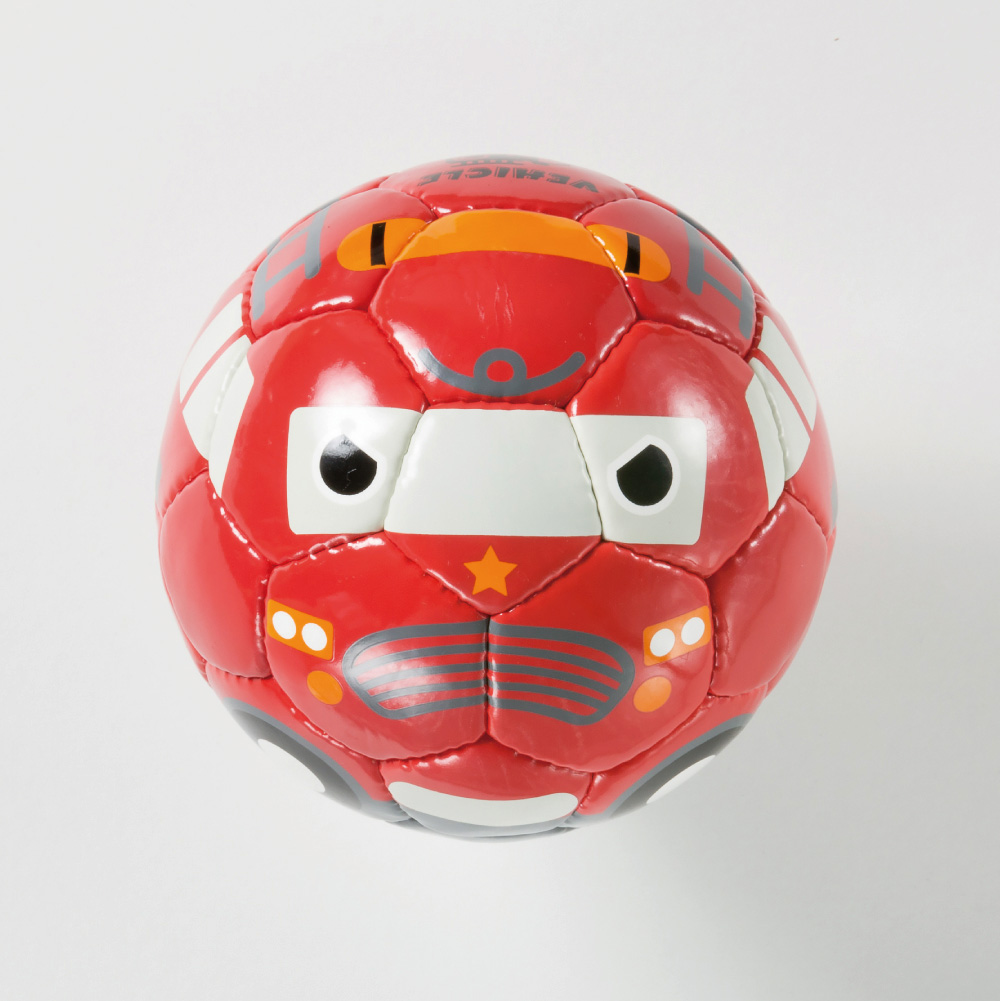 SFI33FT SFIDA フットボール VEHICLE 「 消防車 」 ミニボール