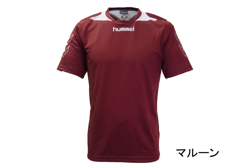 HUM030 hummel ROOTS ゲームシャツ