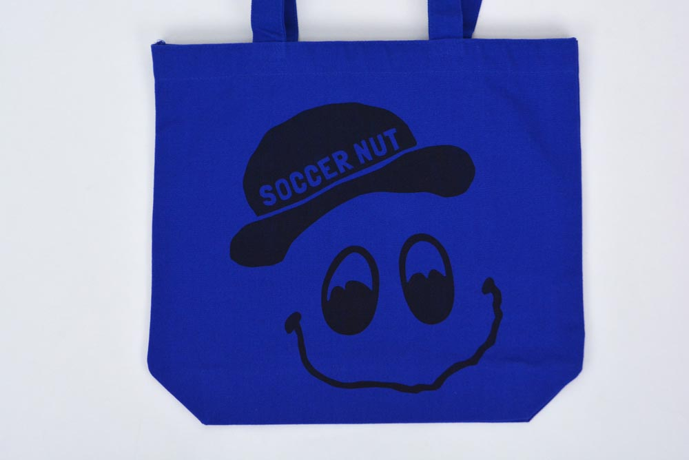 SNW048 SOCCER NUT 『 NUTFACE 』 トートバッグ