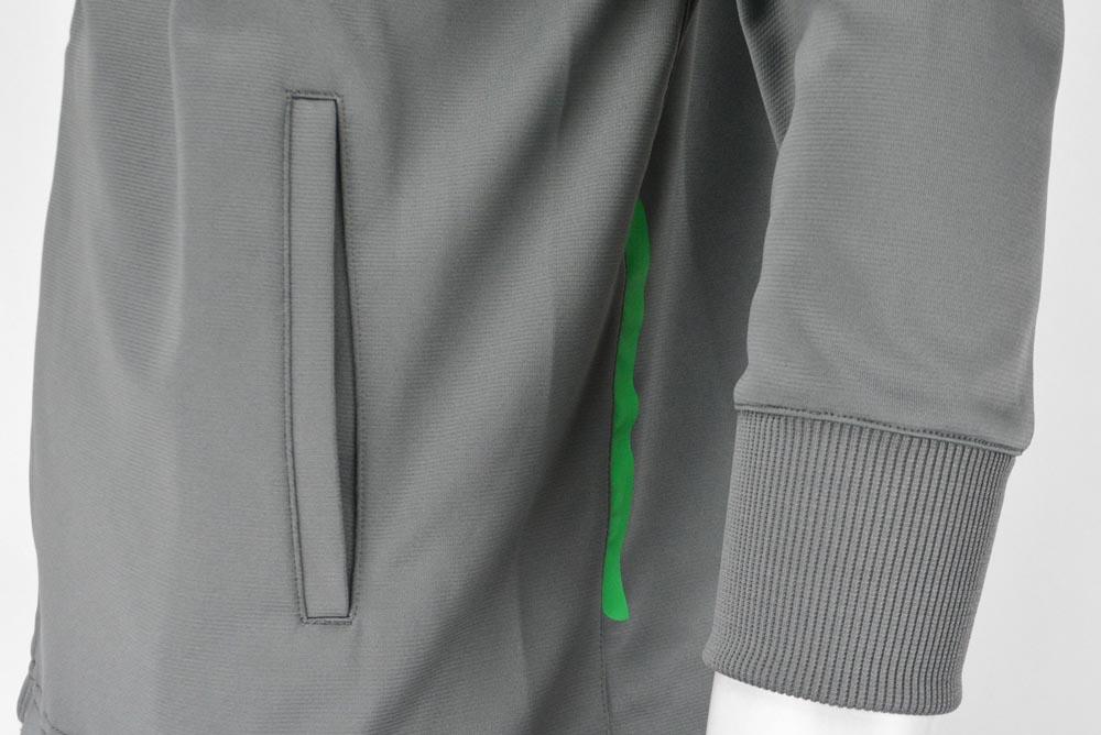 BNR029 bonera ライトジャージジャケット