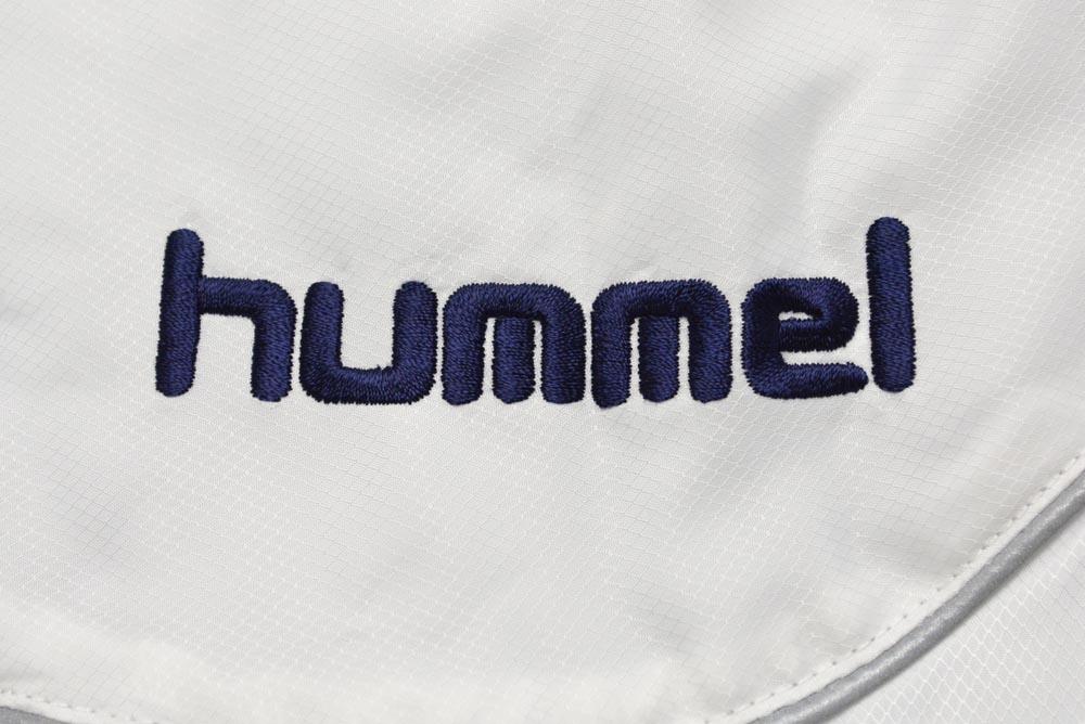 HUM008 hummel トライアルエアー ハーフジップトップ