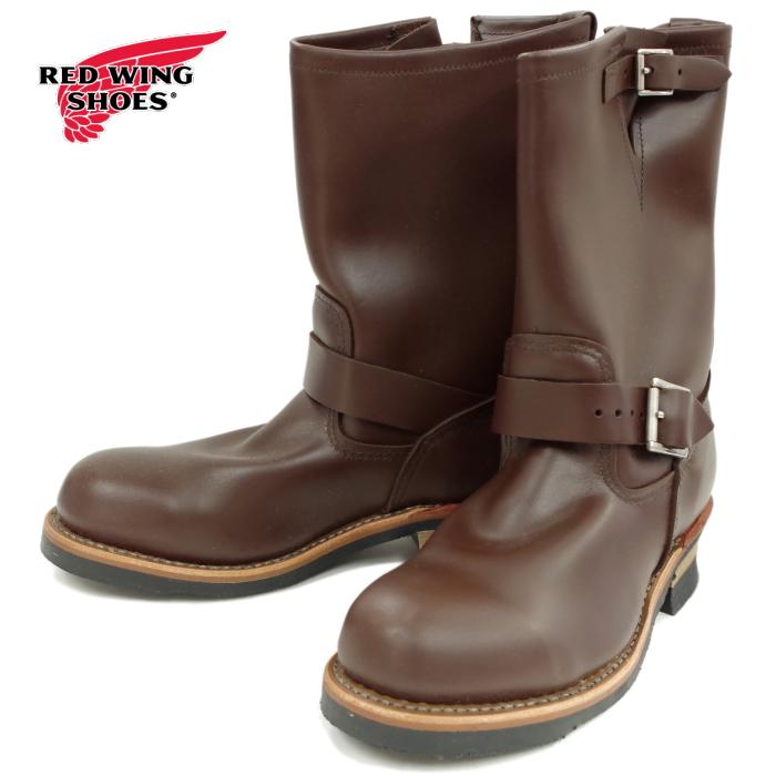 レッドウィング エンジニアブーツ 正規品 RED WING ENGINEER BOOT 2269 [チョコレートクローム] ブーツ メンズ レディース