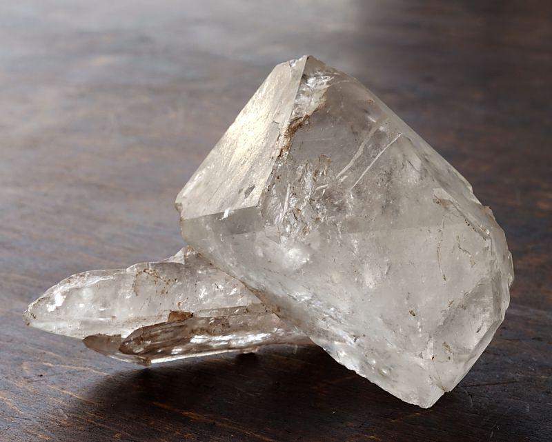 ライデンレーザー水晶 (ジアマンチーナ産) 原石 No.2