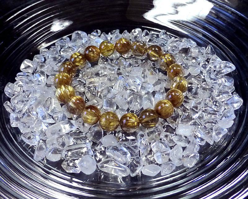 ヒマラヤ水晶 さざれチップ Type.1 【100g 浄化】