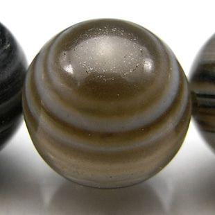 天眼石ブレスレット 12mm玉(チベットメノウ)
