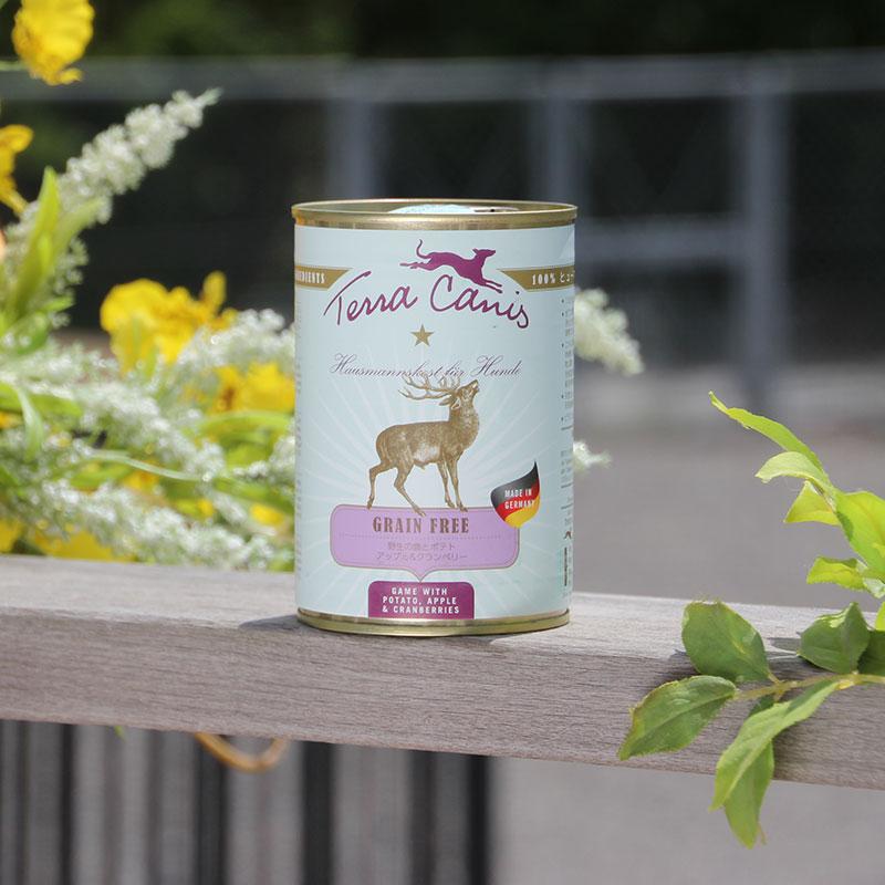 Terra Canis (テラカニス) 鹿肉〔グレインフリーシリーズ〕