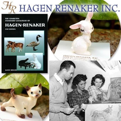 ヘイゲン リネカー 【 HAGEN RENAKER 】 社製陶器 ボーダーコリー