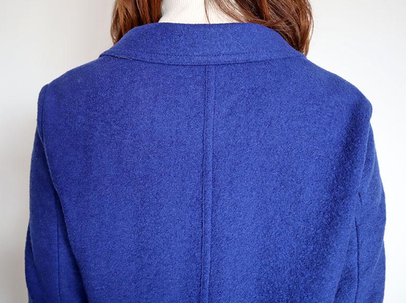 圧縮ウールジャケット/COOMB 8221