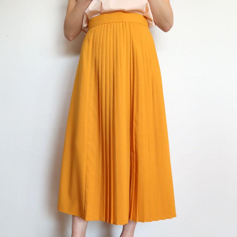 マルチプリーツスカート/Civilise 7824
