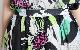 ビッグフラワープリントロングスカート/COOMB 8142
