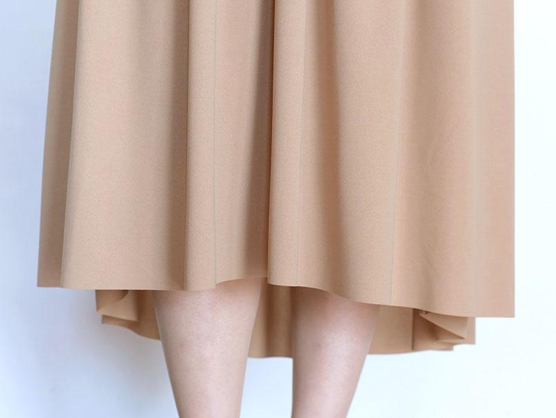 カットオフフィッシュテールスカート/Coomb 6994