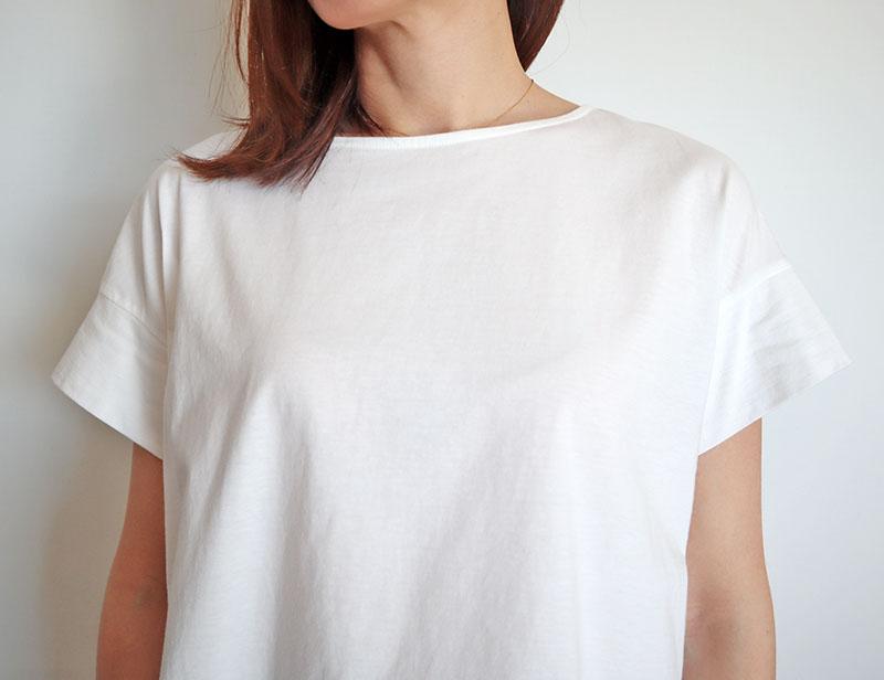 ペプラムTシャツ/ETERNO BELLEZZA 7786
