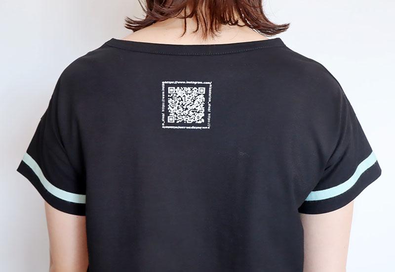 AラインTシャツ/Mia 8418