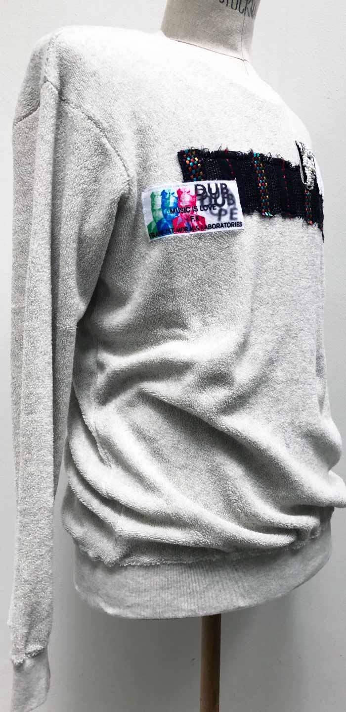 MC2793 Loop Pile F_M 4W PullOver Shirt #02 Oatmeal