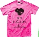 MT2839 US Body : HibiSkull N˚1 PARFUM TEE Shirt  #24 Pink