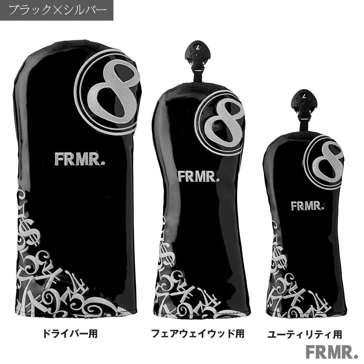【即日発送】FRMR ヘッドカバー