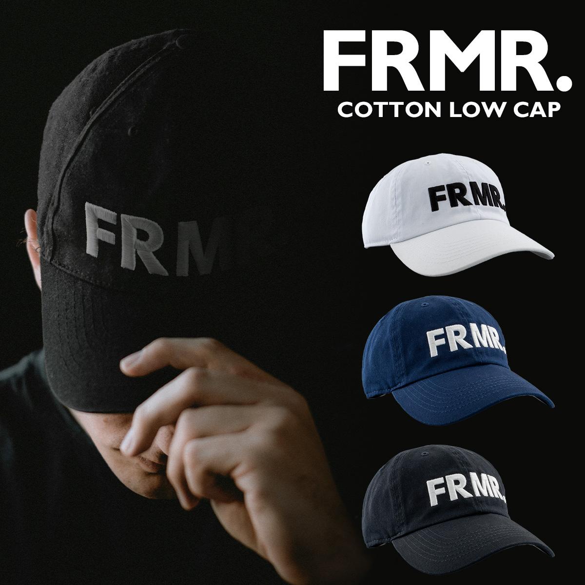 FRMR. クラシック コットン キャップ
