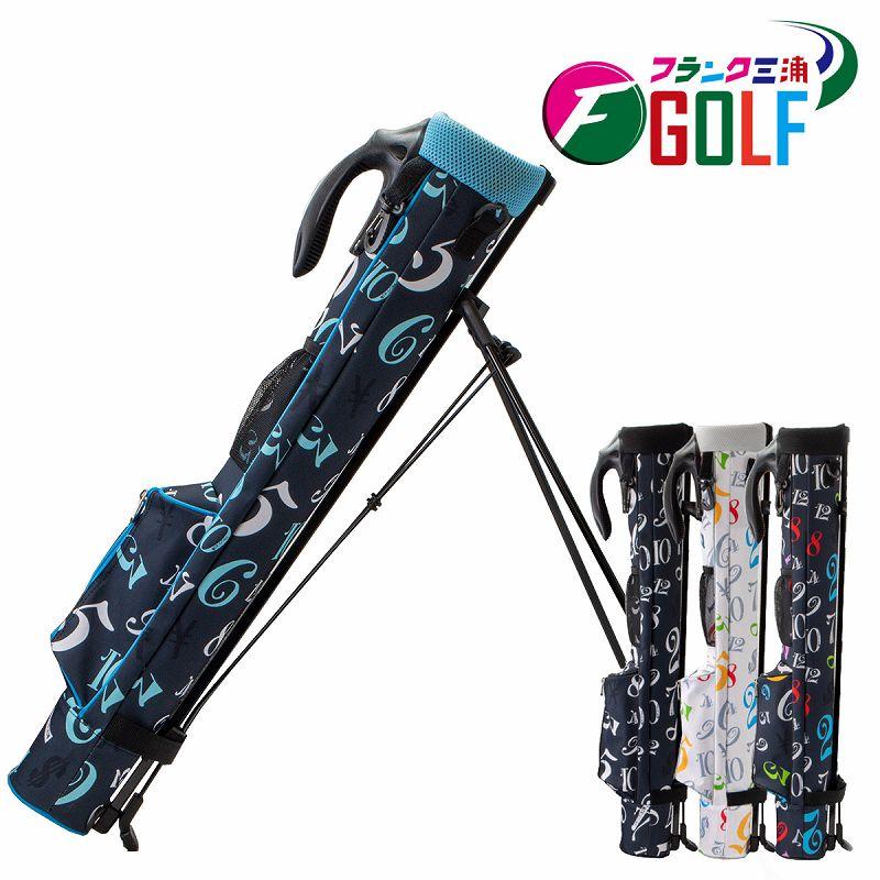 三浦ゴルフ セルフスタンドバッグ