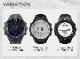 SUUNTO スント オールブラック SS014279010 SS016636000 S014809000 All Black Regular Black スントコア 防水 時計 腕時計 オールブラック