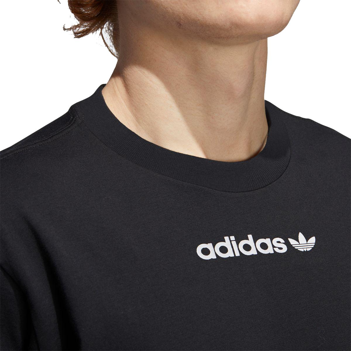 adidas originals アディダス オリジナルス リニア ロゴ リピート Tシャツ メンズ gd2111