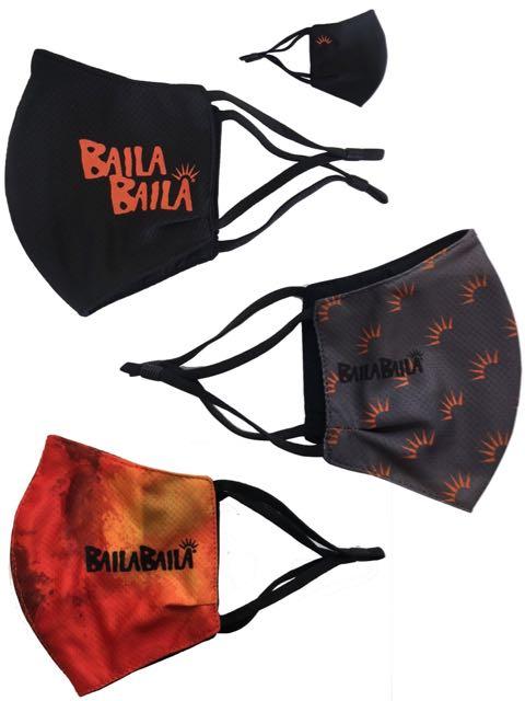 BAILA BAILAマスク(3点セット)