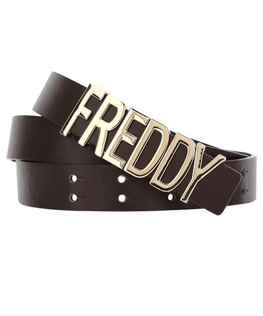 FREDDY FW20新作第2弾プレゼントキャンペーン商品  FREDDYバックルベルト