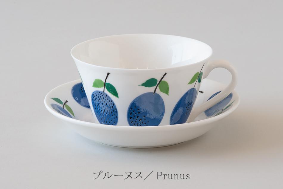 ティーカップ&ソーサー(グスタフスベリ/GUSTAVSBERG)