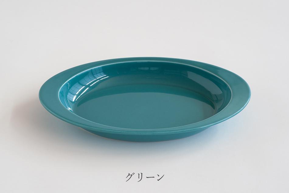 オーバルプレート(ハサミ/HASAMI)