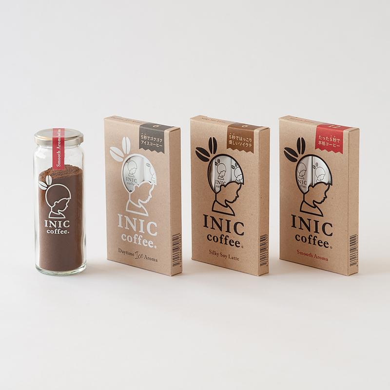 インスタントコーヒー(イニックコーヒー/INIC coffee)