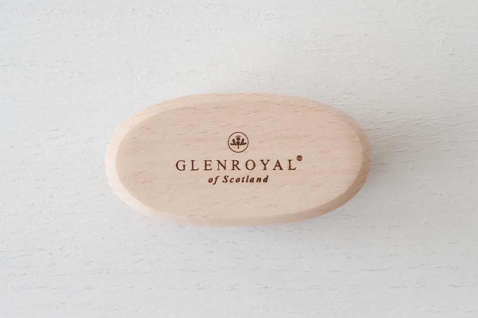 メンテナンス用 ブラシ ワックス(グレンロイヤル/GLENROYAL)