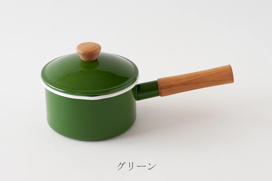 クルール ソースパン 14cm(野田琺瑯)