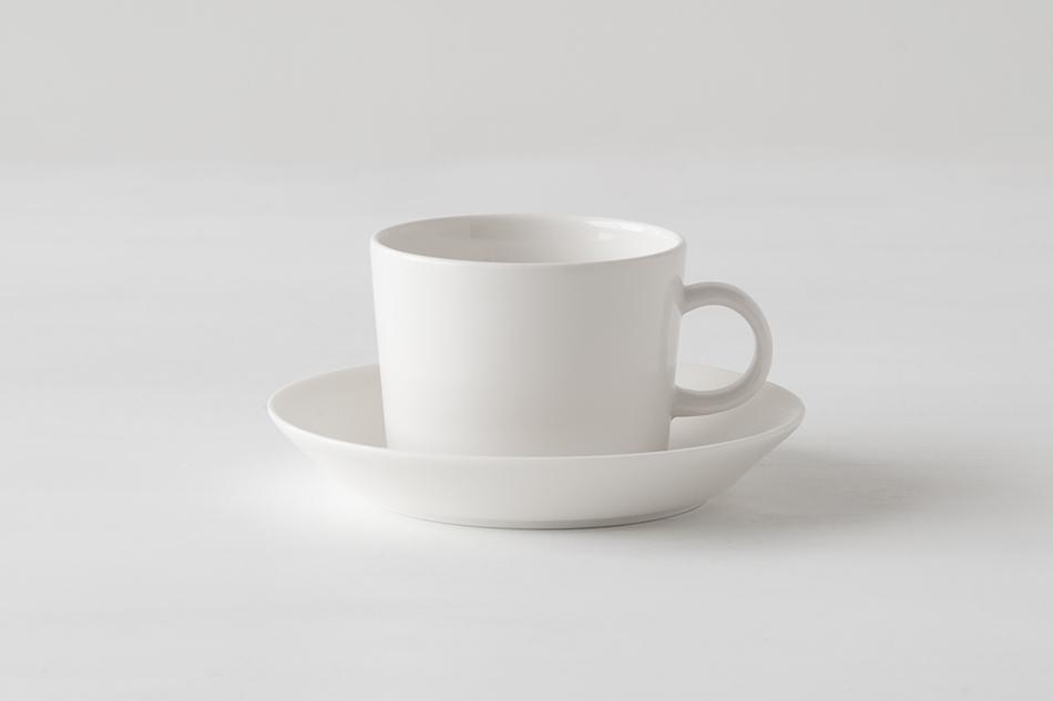 ティーマ カップ&ソーサー ホワイト(イッタラ/iittala)