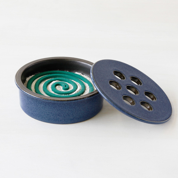 信楽焼の線香鉢(中川政七商店)