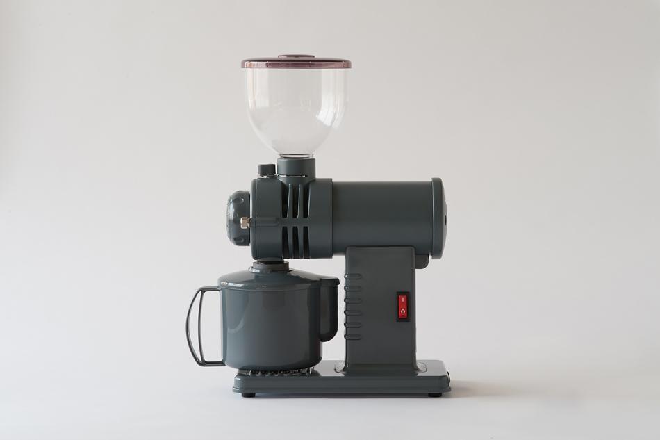 【free design 別注】みるっこ コーヒーミル R-220 スレートグレー(フジローヤル/FUJI ROYAL)