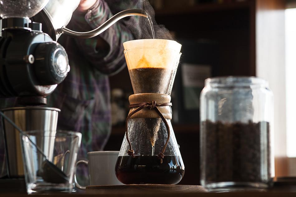 コーヒーメーカー マシンメイド/ハンドブロウ (ケメックス/CHEMEX)