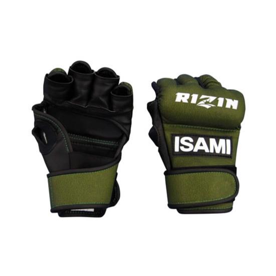 isami イサミ RZ-001 RIZIN オープンフィンガーグローブ