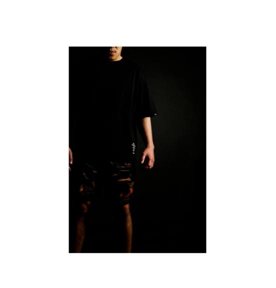 reversal リバーサル SIDE SLIT ACTIVE PANTS w/POCKET